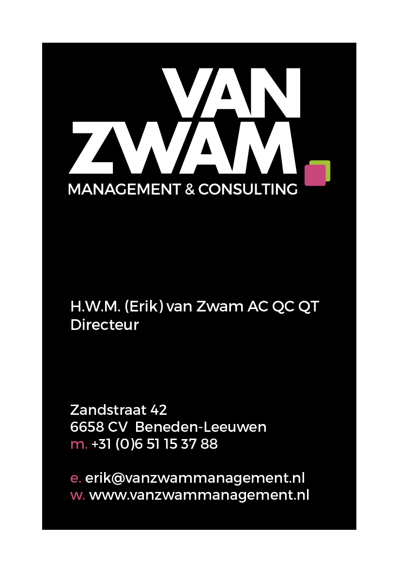 van Zwam Management & Consulting